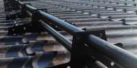 Снегозадержатель трубчатый BORGE профнастила, материалов на основе битум в Саратове - купить Снегозадержатель трубчатый BORGE профнастила, материалов на основе битум в Саратове прайс-лист цена 2020