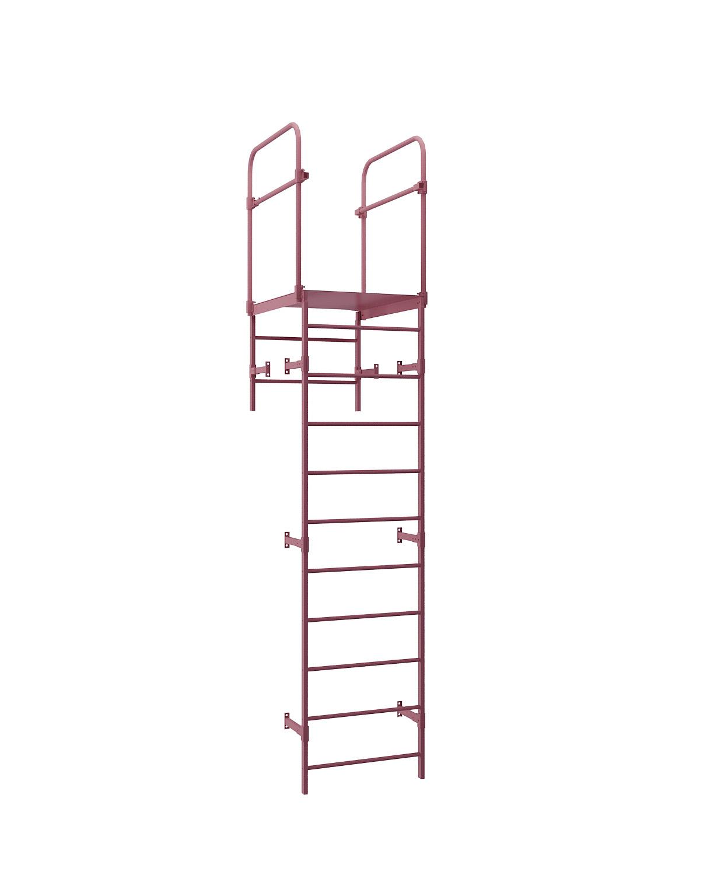 Пожарные лестницы BORGE в Саратове - купить Пожарные лестницы BORGE в Саратове прайс-лист цена 2020