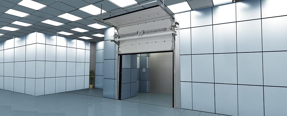 Промышленные противопожарные секционные ворота DoorHan в Саратове - купить Промышленные противопожарные секционные ворота DoorHan в Саратове прайс-лист цена 2019