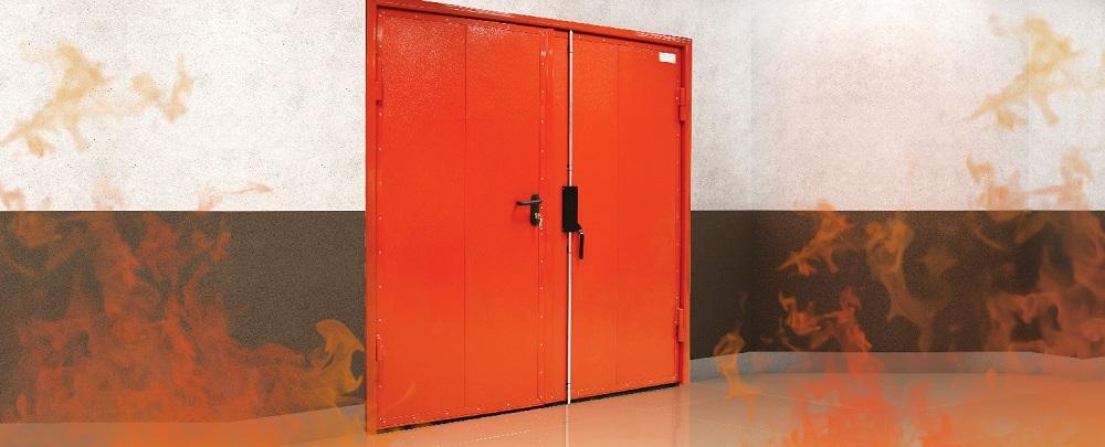 Промышленные противопожарные распашные ворота DoorHan в Саратове - купить Промышленные противопожарные распашные ворота DoorHan в Саратове прайс-лист цена 2020