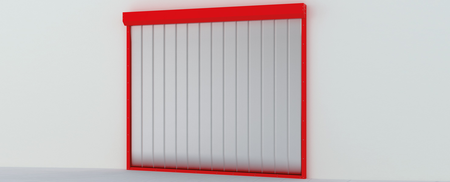 Промышленные противопожарные шторы DoorHan в Саратове - купить Промышленные противопожарные шторы DoorHan в Саратове прайс-лист цена 2019
