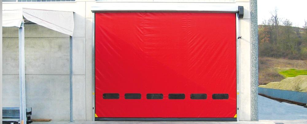 Промышленные гибкие скоростные рулонные ПВХ-ворота DoorHan в Саратове - купить Промышленные гибкие скоростные рулонные ПВХ-ворота DoorHan в Саратове прайс-лист цена 2020
