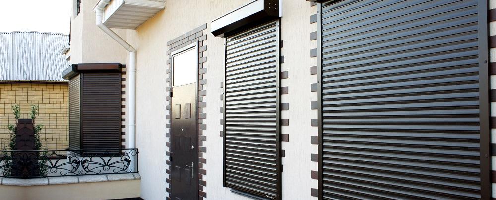 Рольставни DoorHan из пенонаполненных профилей в Саратове - купить Рольставни DoorHan из пенонаполненных профилей в Саратове прайс-лист цена 2021