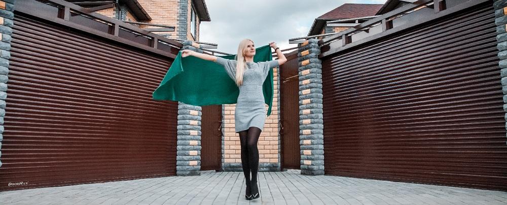 Рольворота Doorhan в Саратове - купить Рольворота Doorhan в Саратове прайс-лист цена 2019