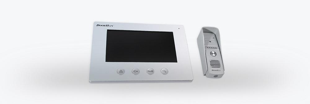 Видеодомофон DOMO 7 в Саратове - купить Видеодомофон DOMO 7 в Саратове прайс-лист цена 2021
