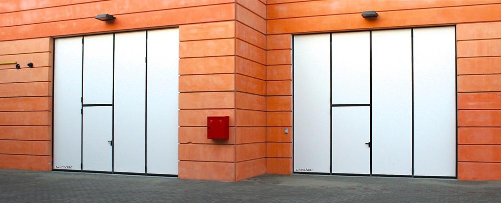 Складные ворота Doorhan без нижней направляющей в Саратове - купить Складные ворота Doorhan без нижней направляющей в Саратове прайс-лист цена 2020