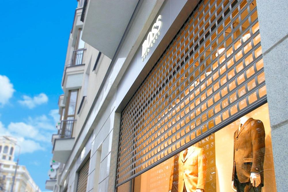 Ролетные решетки Alutech в Саратове - купить Ролетные решетки Alutech в Саратове прайс-лист цена 2020