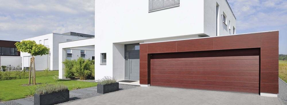 Гаражные секционные ворота Hörmann в Саратове - купить Гаражные секционные ворота Hörmann в Саратове прайс-лист цена 2021