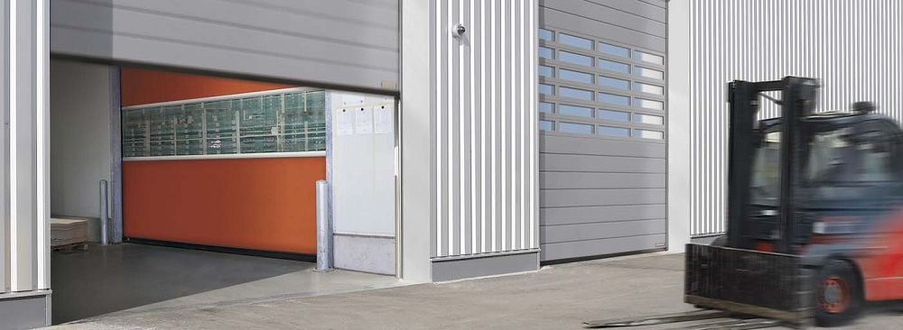 Промышленные скоростные ворота Hörmann в Саратове - купить Промышленные скоростные ворота Hörmann в Саратове прайс-лист цена 2021