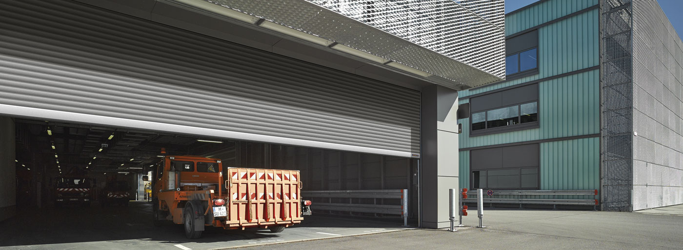 Промышленные рулонные ворота и рулонные решетки Hörmann в Саратове - купить Промышленные рулонные ворота и рулонные решетки Hörmann в Саратове прайс-лист цена 2021