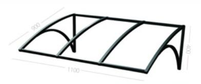 Козырек дуговой любых размеров в Саратове - купить Козырек дуговой любых размеров в Саратове прайс-лист цена 2021