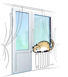 Классическая балконная система в Саратове - купить Классическая балконная система в Саратове прайс-лист цена 2019