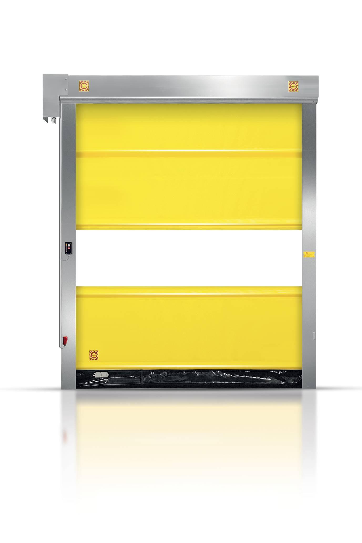 Промышленные скоростные гибкие ворота Campisa Smart Domino в Саратове - купить Промышленные скоростные гибкие ворота Campisa Smart Domino в Саратове прайс-лист цена 2021