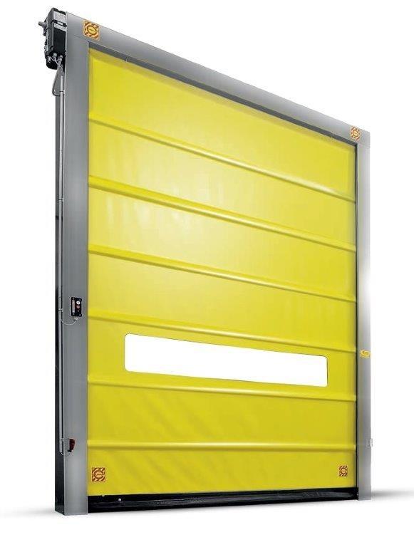 Промышленные скоростные гибкие ворота Campisa Smart Pocket в Саратове - купить Промышленные скоростные гибкие ворота Campisa Smart Pocket в Саратове прайс-лист цена 2021