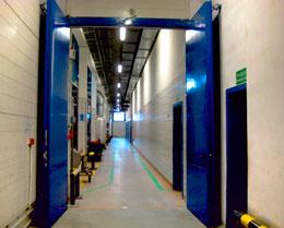 Промышленные противопожарные распашные ворота Alutech Fire Marc-D в Саратове - купить Промышленные противопожарные распашные ворота Alutech Fire Marc-D в Саратове прайс-лист цена 2019