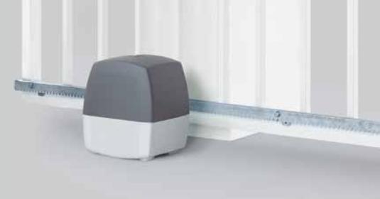 Привод для откатных ворот Hormann LineaMatic в Саратове - купить Привод для откатных ворот Hormann LineaMatic в Саратове прайс-лист цена 2020
