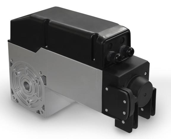 Привод для промышленных секционных ворот DoorHan SHAFT-120 в Саратове - купить Привод для промышленных секционных ворот DoorHan SHAFT-120 в Саратове прайс-лист цена 2020