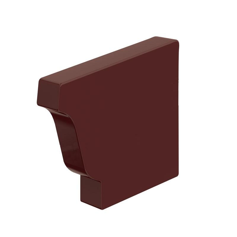 Заглушка жёлоба 120*86 правая в Саратове - купить Заглушка жёлоба 120*86 правая в Саратове прайс-лист цена 2021