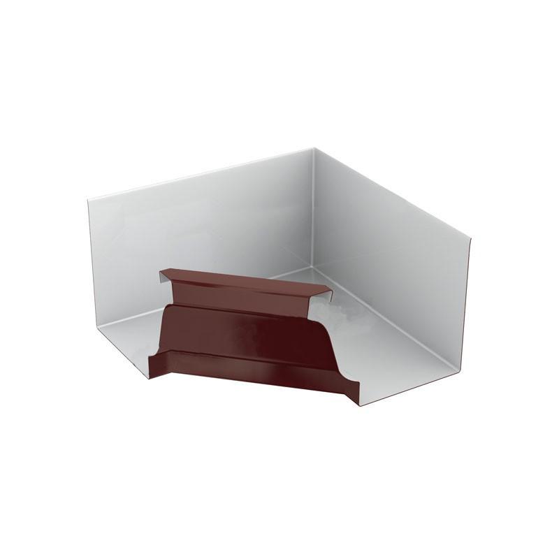 Угол жёлоба внутренний 120*86 в Саратове - купить Угол жёлоба внутренний 120*86 в Саратове прайс-лист цена 2018
