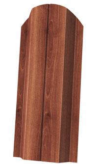 Штакетник П-образный фигурный 100 мм в Саратове - купить Штакетник П-образный фигурный 100 мм в Саратове прайс-лист цена 2018