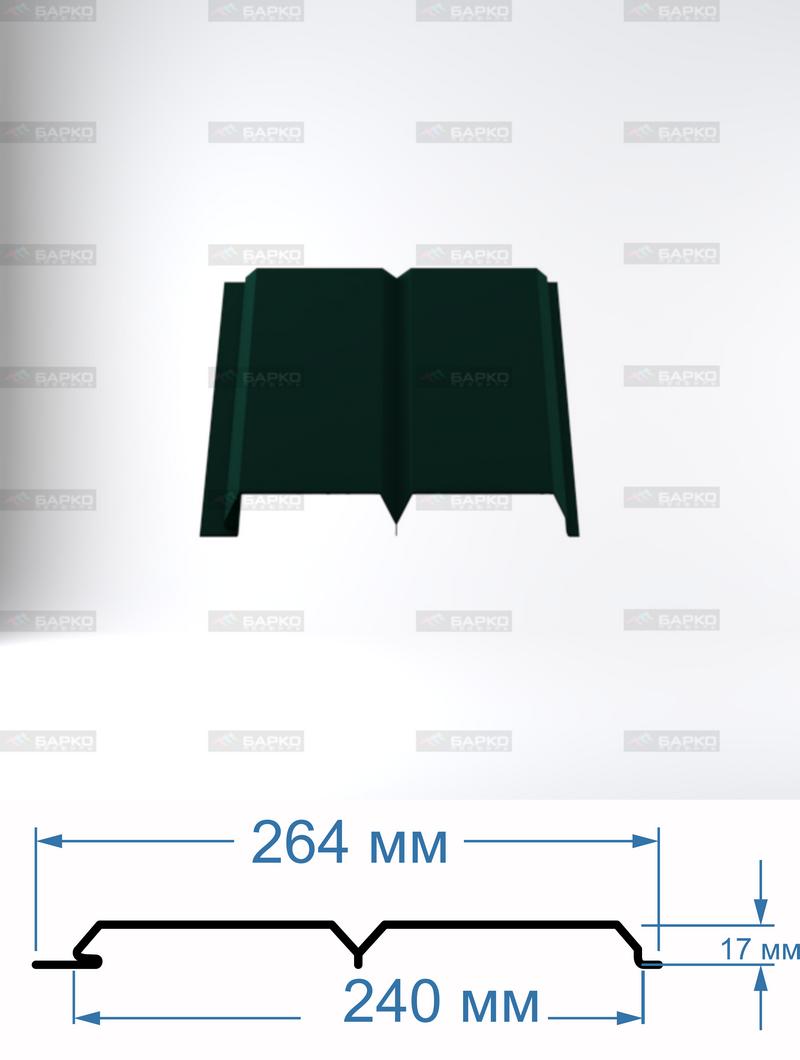 Металлосайдинг Евробрус в Саратове - купить Металлосайдинг Евробрус в Саратове прайс-лист цена 2021