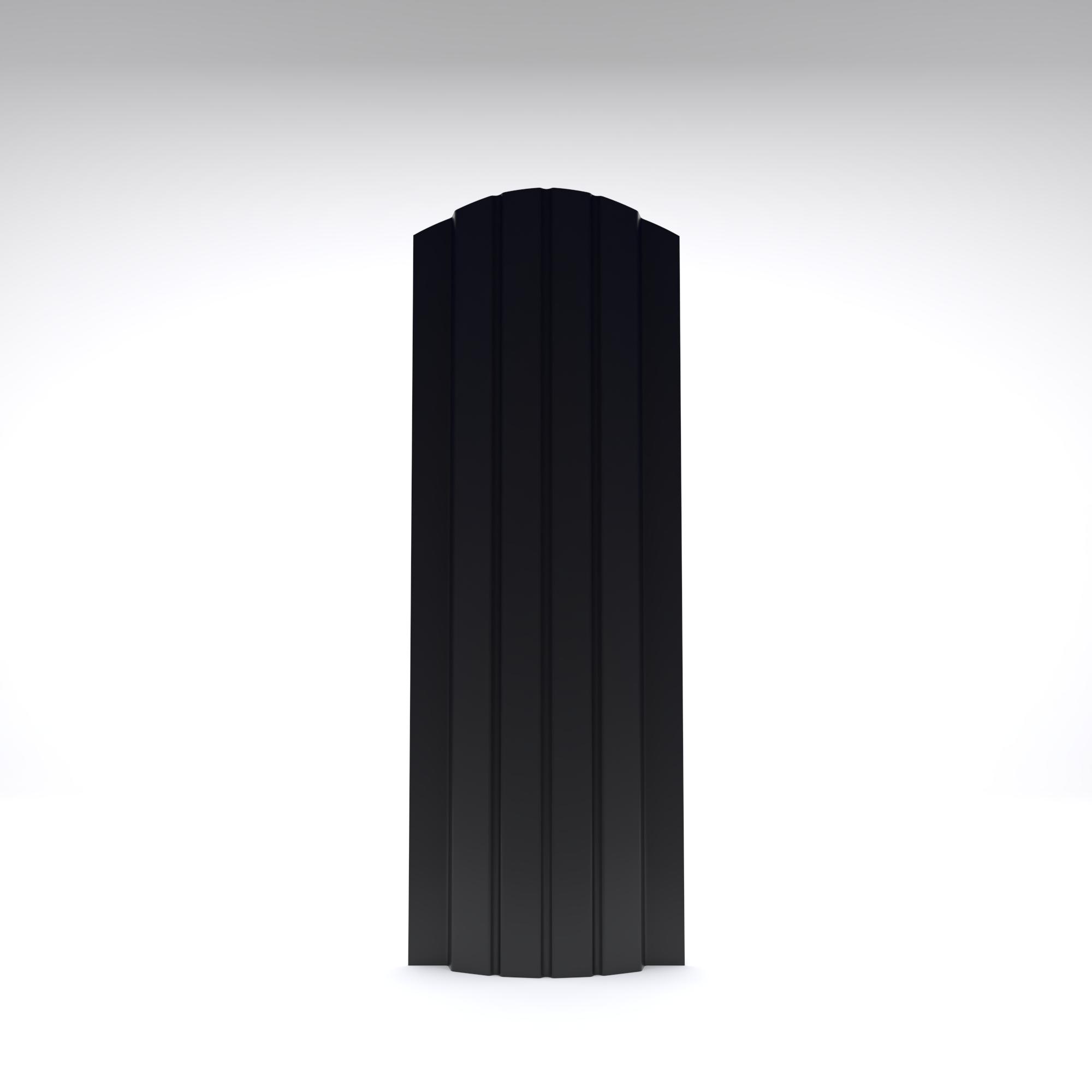 Штакетник Эллипс Стандарт (108*18) в Саратове - купить Штакетник Эллипс Стандарт (108*18) в Саратове прайс-лист цена 2021