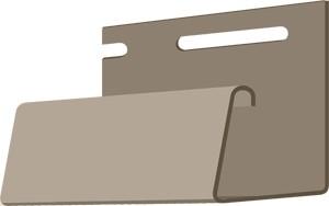 J- Профиль фасадный в Саратове - купить J- Профиль фасадный в Саратове прайс-лист цена 2019