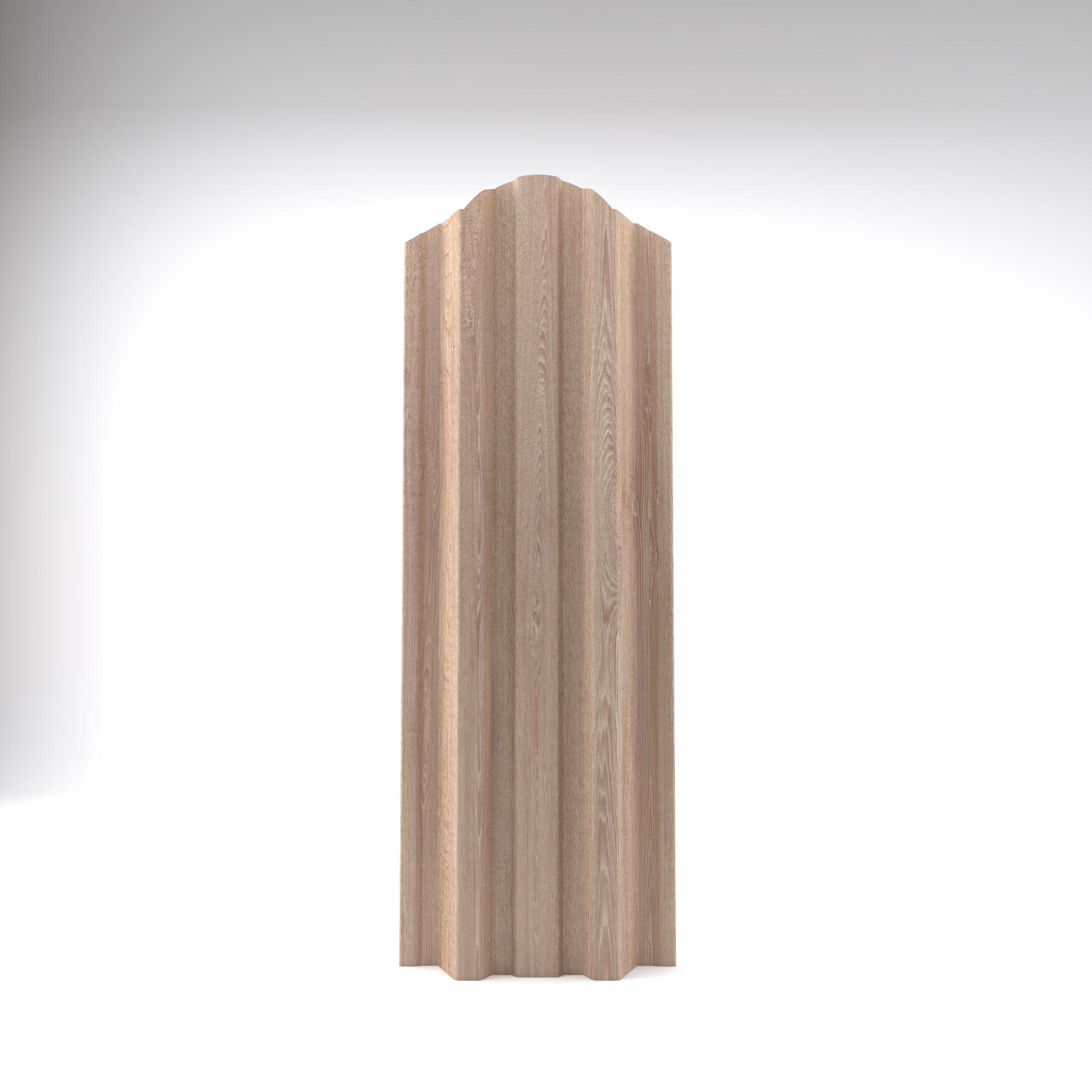 Штакетник Трапеция Премиум (109*20) в Саратове - купить Штакетник Трапеция Премиум (109*20) в Саратове прайс-лист цена 2021