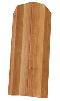 Штакетник М-образный фигурный 74 мм в Саратове - купить Штакетник М-образный фигурный 74 мм в Саратове прайс-лист цена 2021