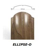 Евро-Штакетник ELLIPSE-O 19*126 морёный дуб в Саратове - купить Евро-Штакетник ELLIPSE-O 19*126 морёный дуб в Саратове прайс-лист цена 2021