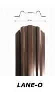 Евро-Штакетник LANE-O 16,5*99 морёный дуб  в Саратове - купить Евро-Штакетник LANE-O 16,5*99 морёный дуб  в Саратове прайс-лист цена 2018